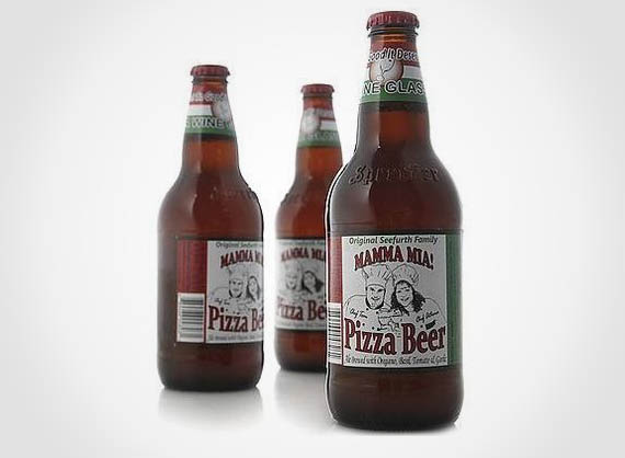 Pizza-Beer