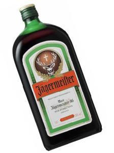 Aperitif or digestif bitters, Jägermeister