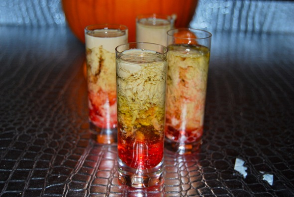 Brain Hemorrhage Shot - Link Style Estate