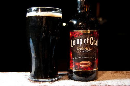 lumpofcoalstout