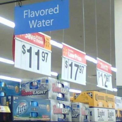 flavouredwater