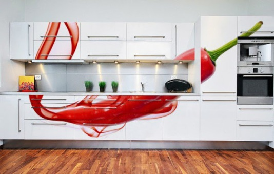 Creative kitchen design - ligia-fiedler