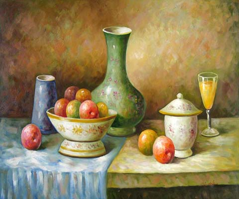 Cuisine-Oil-Painting-0060-oilpaintinghouse