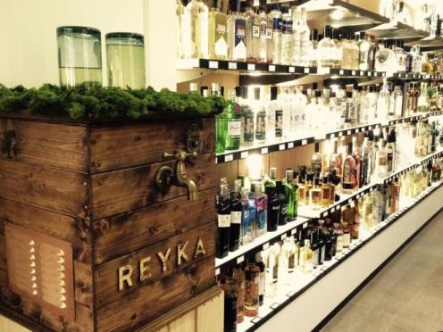Reyka Martini Dispenser